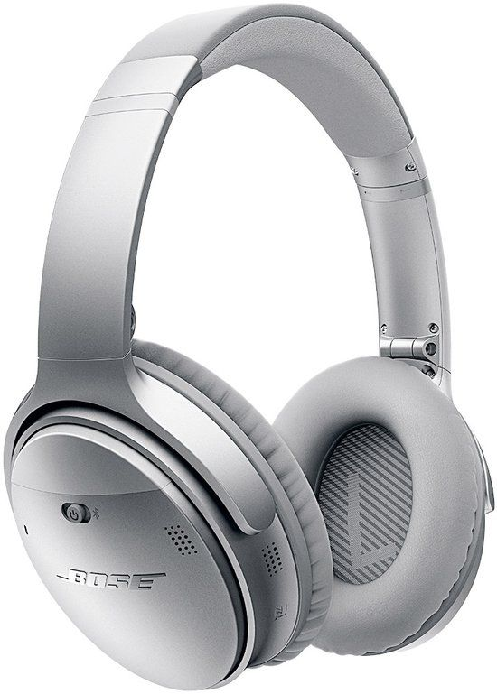 Bose QuietComfort 35 Wireless Headphones - Zilver