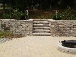 Retaining wall supplies in Pittsboro, NC