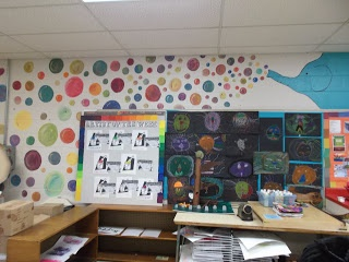28 best images about murals at schools on pinterest for Classroom mural