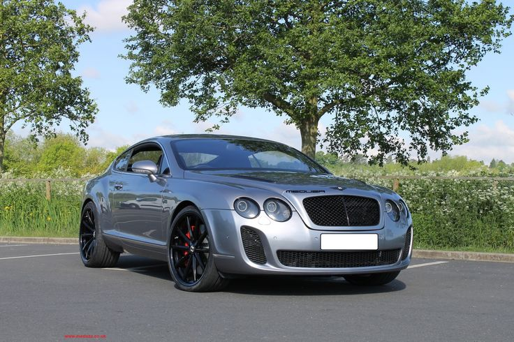 Bentley Continental GT Super Sport Body Kit Conversion
