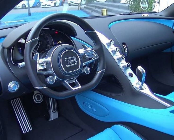 Chiron blue interior ! Rate 1-10! Photo by @supercarsexotics #Bugatti #Chiron #OnlyChirons by onlychirons