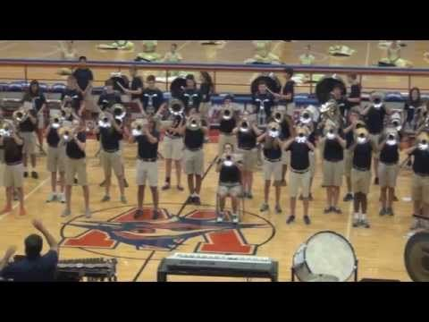 WHS Band Summer Concert - 2 - YouTube