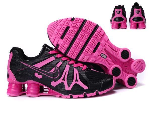 Nike Shoes Turbo Women Rosa Rosso