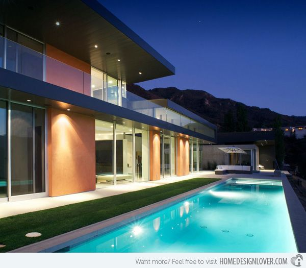 Modern Homes Los Angeles California: 13 Best The Alluring Lima Residence In Calabasas Los