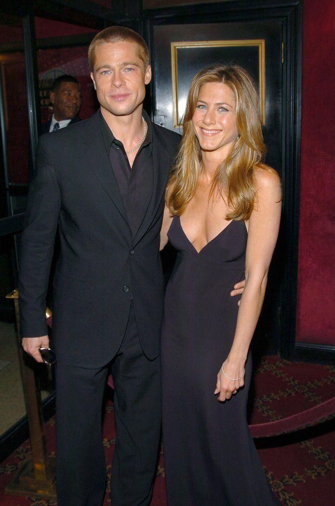 Brad & Jen The Sweethearts of Hollywood