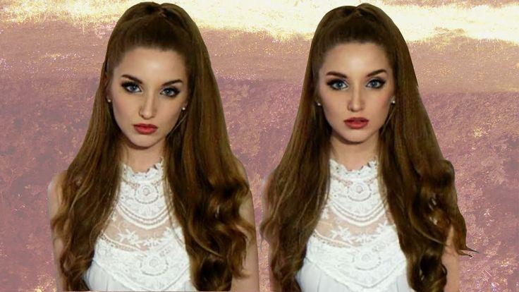 Ariana Grande Hair Tutorial                                                                                                                                                                                 More