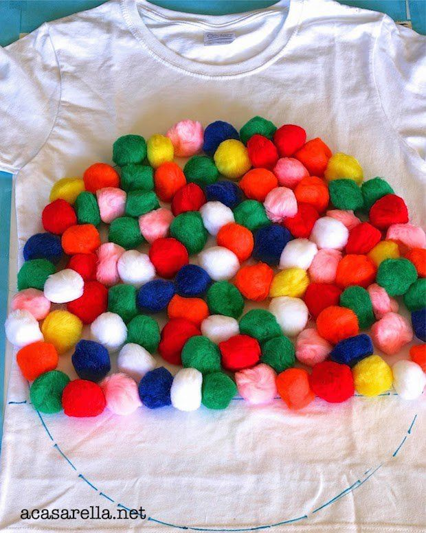 Whip up a super-cute and colorful gumball machine costume with this easy-to-folow tutorial!
