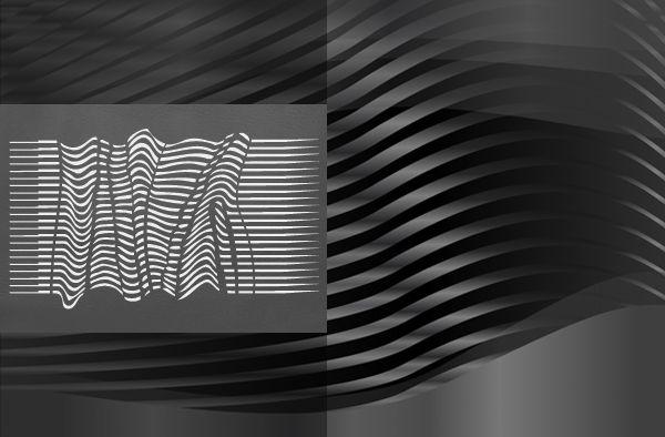 www.elenyneculai.com Gli elementi grafici dei nuovi prodotti appartenenti alla collezione #Metamorphosis, sono delle elaborazioni bidimensionali e rappresentano una sintesi delle sorprendenti soluzioni innovative che l'architettura contemporanea  propone. #architecture   #futuristic   #bags   #graphic