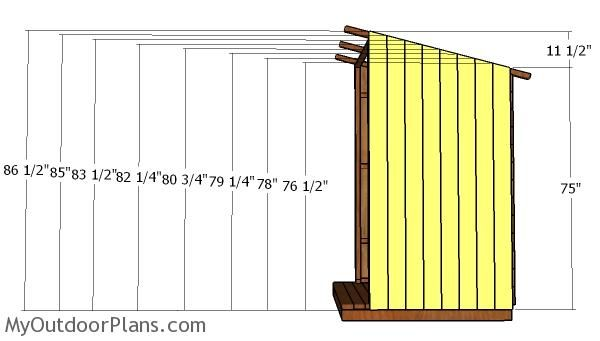 Outhouse Building Plans Free Background