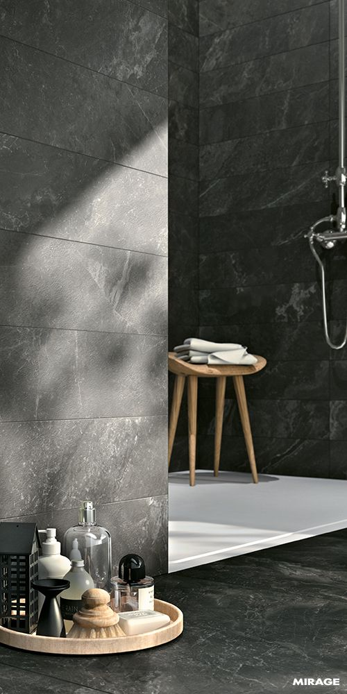 Home | Stone Effect | How to design a #modern #home marked by timeless elegance? With the new #Trevi collection, Mirage has taken the #StoneEffect concept up to a new level. A solution that in the #polished #finish displays all its allure, featuring #effects and #sizes to bring a beautifully noble touch to any #setting. #miragetile #porcelaintile #design #homedesign #stoneeffect #stonetiles #interiordesign #designideas #homeideas