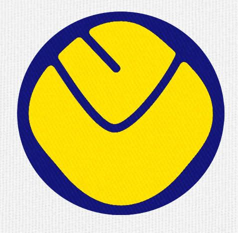 My favourite bit of branding (and my favourite football club). Very easily confused with something it shouldn't be (down below), this was Leeds United's cheeky, smiley logo during the 70s.