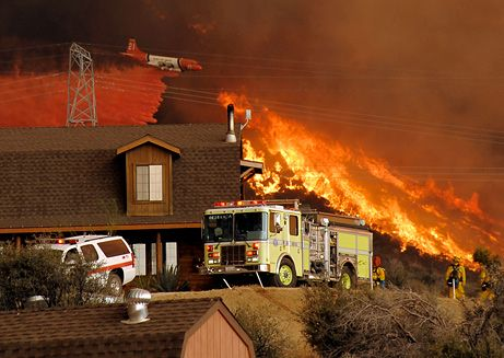 Image result for california forest fire photos images