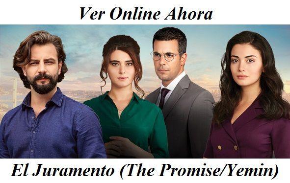 Culebrones Y Más Ver Las Mejores Series Turcas Del Momento Telenovelas Online Juramento Mejores Series
