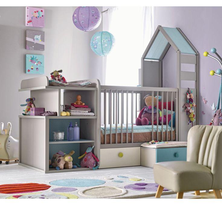 Les 25 meilleures idées de la catégorie Lit bébé alinéa ...
