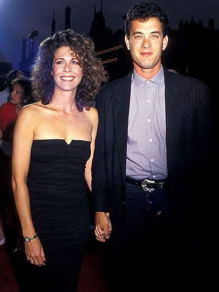 photo | Rita Wilson, Tom Hanks