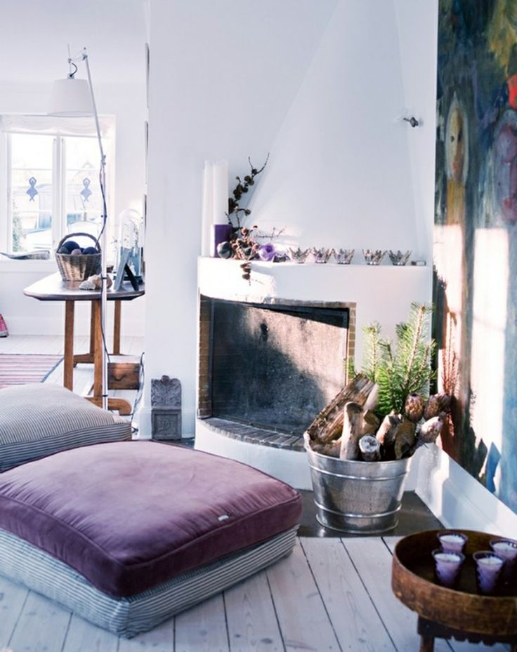 20 Amazing Bohemian Chic Interiors love