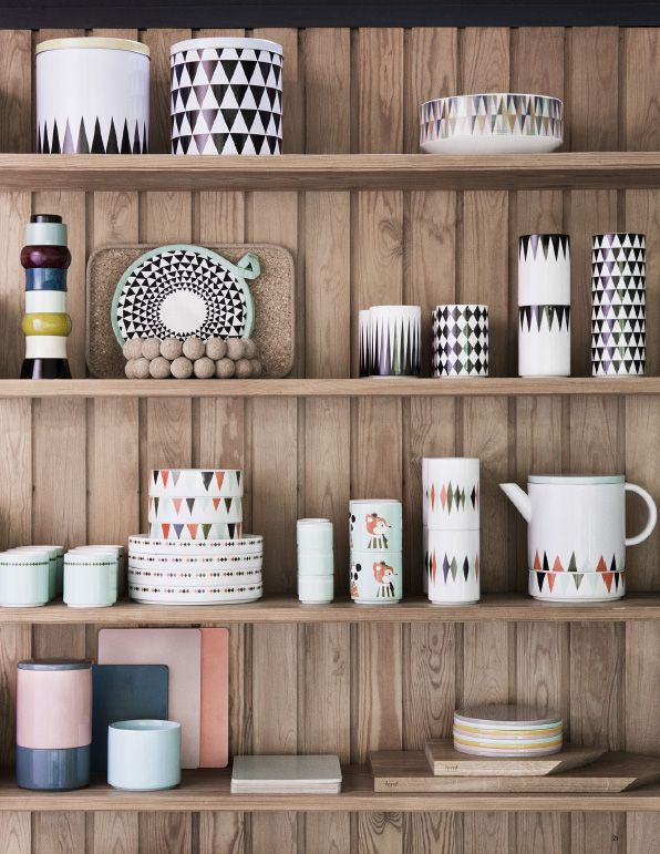 The ferm LIVING Autumn/Winter 2012 Collection