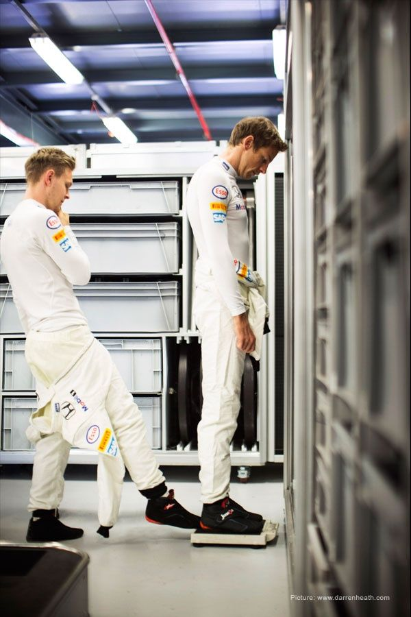 The 2015 Australian Grand Prix, by Darren Heath