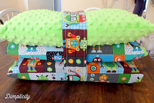 Dimplicity - Crafty Blog: Kindermat Tutorial