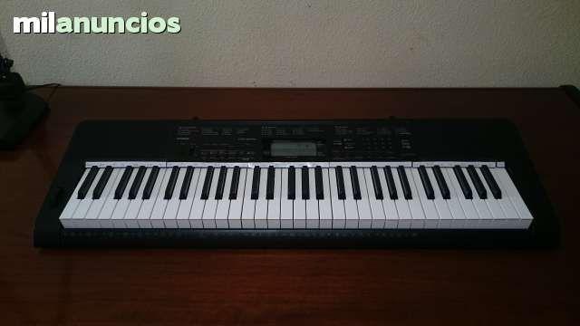 TECLADO CASIO CTK-3200 NUEVO - 135$ Murcia