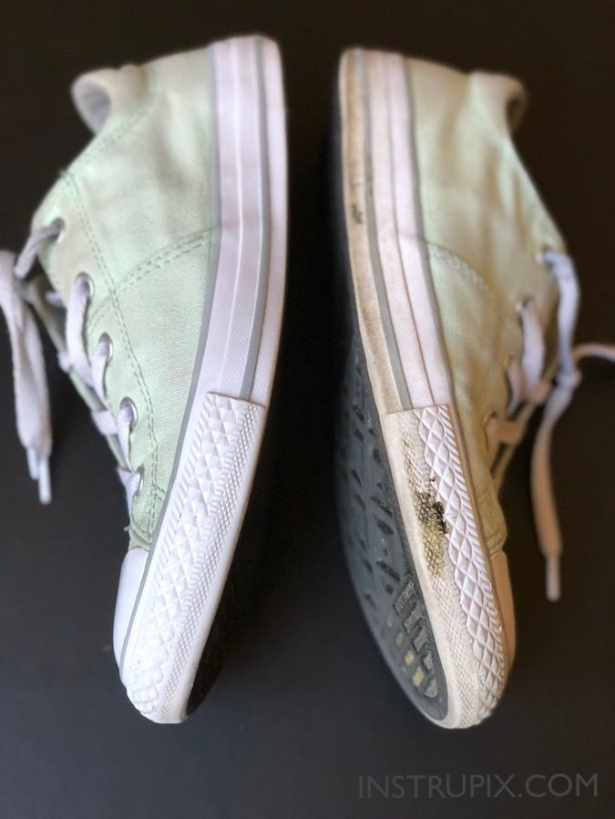 How To Clean Rubber Soles Like Magic