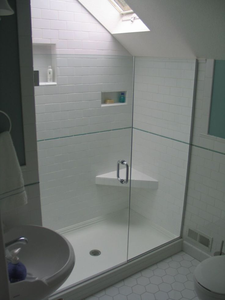 Attic Bathrooms With Sloped Ceilings Visit Images Search