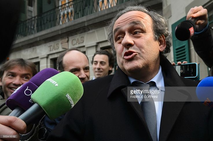 Michel Platini announces that he will not stand in the Fifa Presidential Election next month