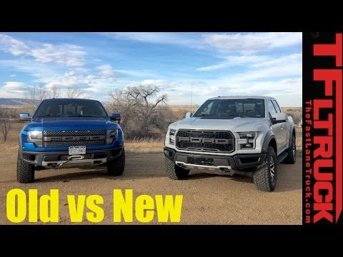 Old vs New: 2017 Ford Raptor vs 2014 SVT Raptor Review: Which Truck Is Better? - YouTube