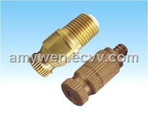 Anti-drip Fine Misting Nozzle (FD) - China spray nozzle, CYCO