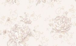Tapet vinil auriu bej elegant floral 7224 Cristiana Masi Amica