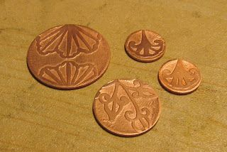 Very good tutorial for etching copper.