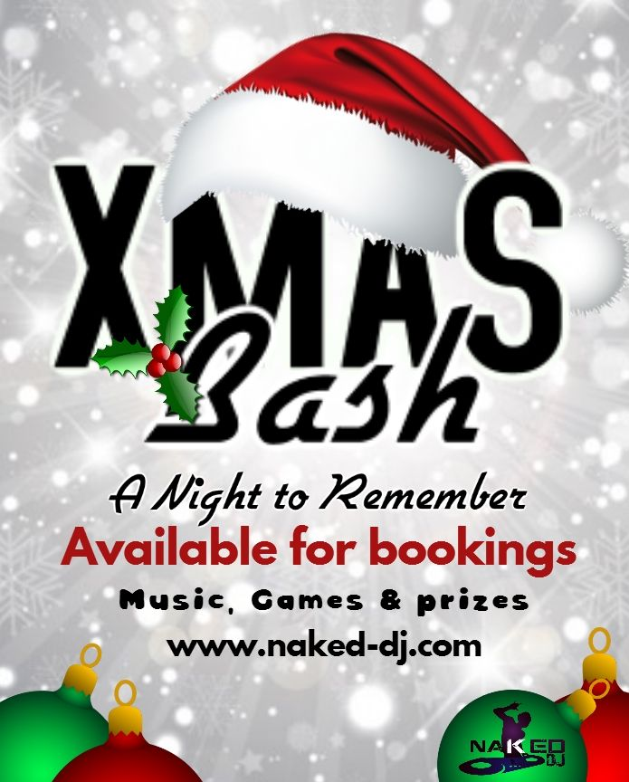 #NakedDJ now taken bookings this holiday, please contact for availability