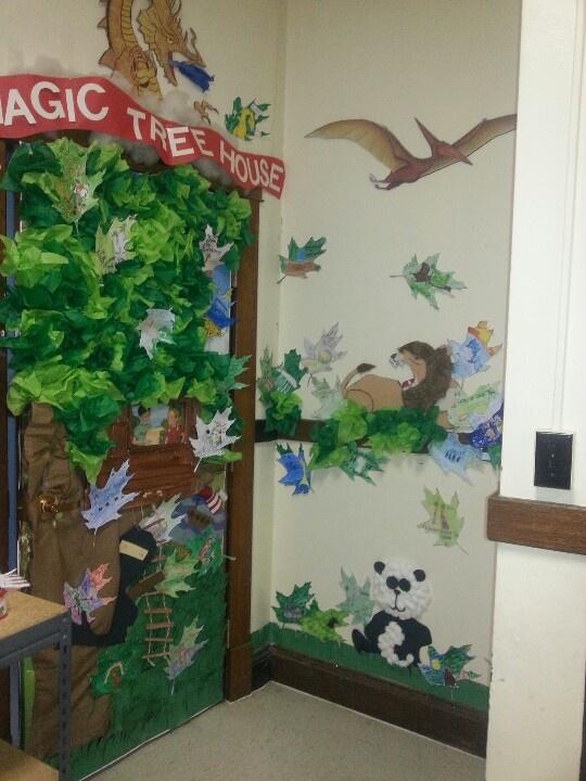 Magic Tree House Door Contest Magic Tree House Door
