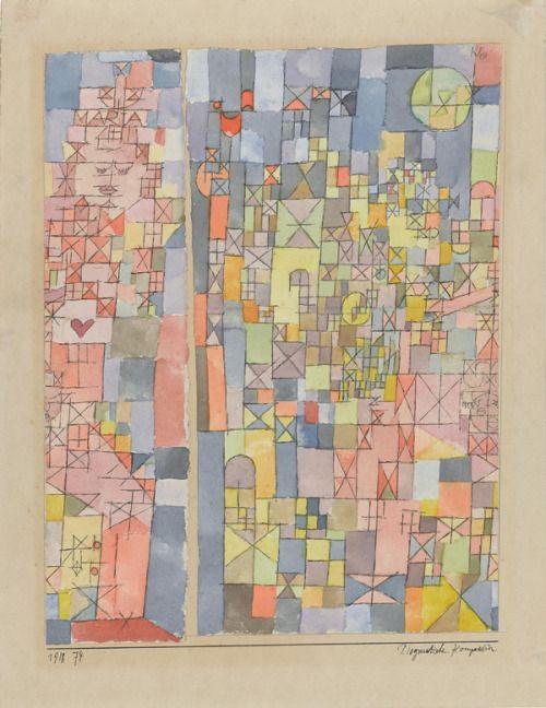 Paul Klee (Swiss, 1879 – 1940) Dogmatic...