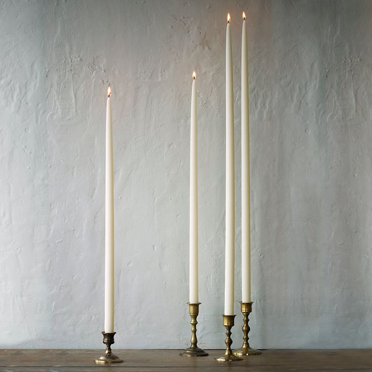 1000 Ideas About Taper Candles On Pinterest Taper