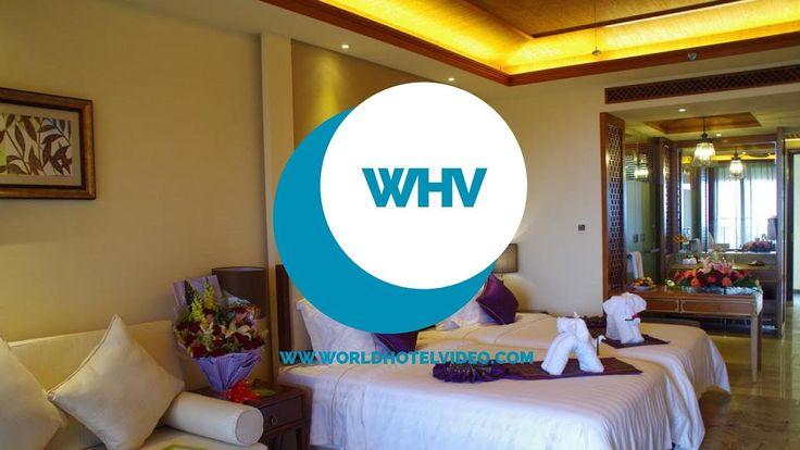 ShiXiShu JianGuo Yalong Bay Resort Hotel in Sanya China (Asia) https://youtu.be/1po--acpLWw