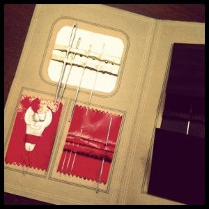 Farmer Needle Book inside