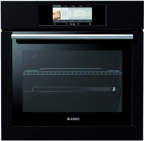 Asko - 60cm iChef Oven, Anthracite - Buy Factory 2nd and New Appliances and White Goods Online at 2nds World