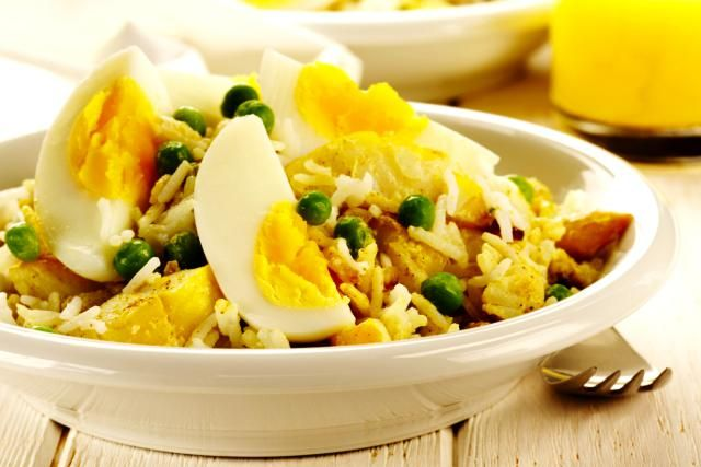 Use This Easy Kedgeree Recipe for a Simple British Breakfast