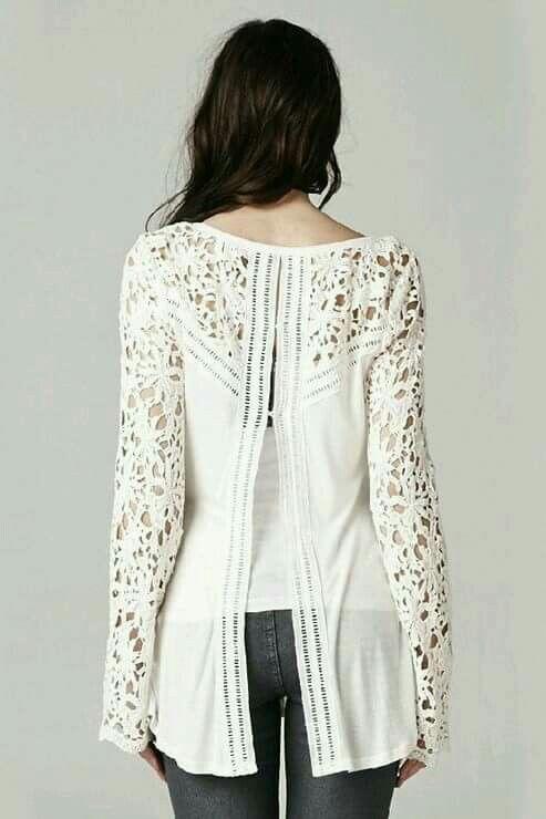 Hermosa blusa...