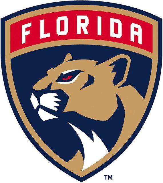 Temporary Tattoos Florida Etsy Nhl Logos Florida Panthers Panther Logo