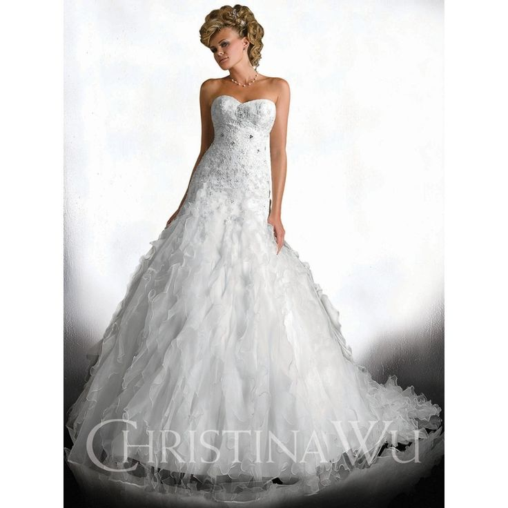 Mejores 22 imágenes de Christina Wu Bridal Gowns en Pinterest ...