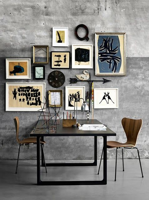 #wall #decoration tableaux au mur