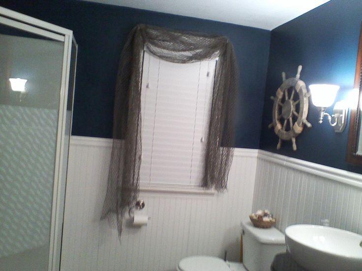 Nautical Bathroom Theme