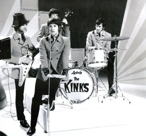 the 60's bands british | Do It Again' film about the Kinks, a '60's British Invasion Band, is ...