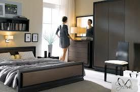 Dark and sophisticated modular furniture.