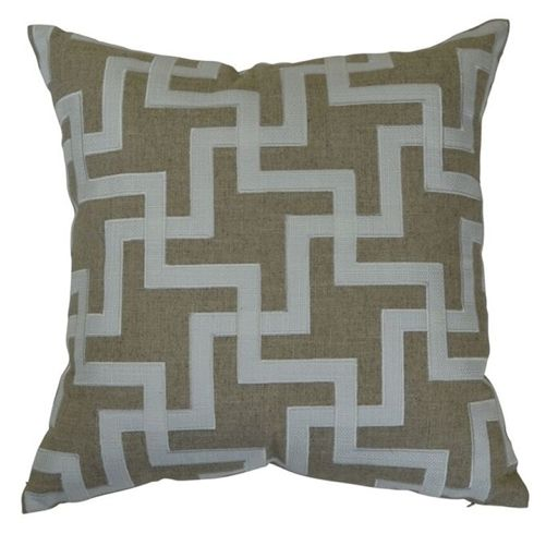 Voyager Ivory Cushion Cover