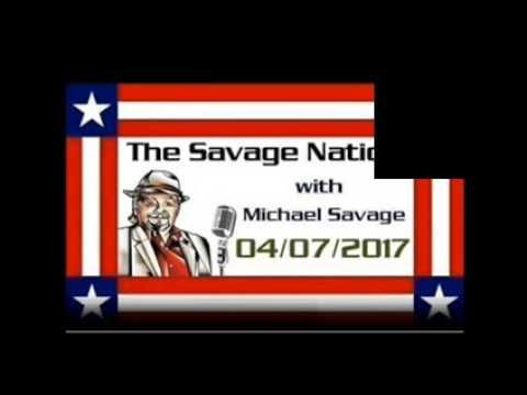 Michael Savage Turns on Trump, Says Syrian Attack was False Flag