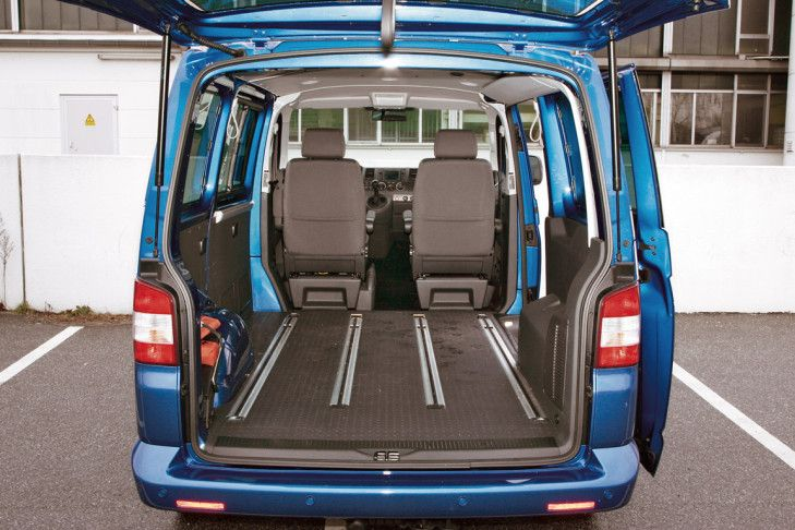 VW Caddy Maxi gegen Multivan - Bilder - autobild.de