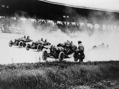 Indianapolis 500 Mile Race, Indiana, USA, Early 1920S Photographic Print at Art.com